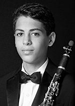 Eli Goldberger, clarinet