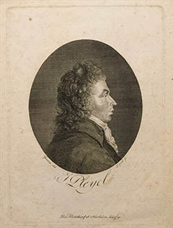 Ignace Pleyel engraving